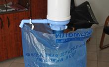 Пакеты для бутылей 19 литров «фасовочного типа» без печати