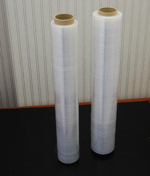 Пленка Стрейч для ручной упаковки 17 мкм.