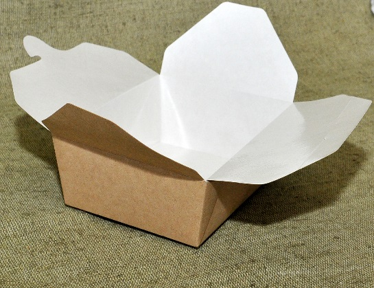 ЕСО FOLD BOX 600(113/130мм х 90/105мм х 64мм)